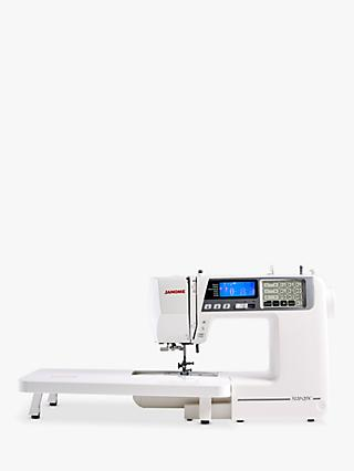 Janome 5120QDC Sewing Machine, White