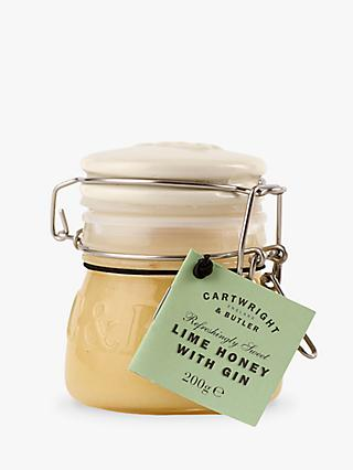 Cartwright & Butler Lime Honey with Gin, 200g