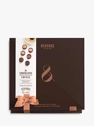 Neuhaus Chocolates to Enjoy with Coffee, 187g