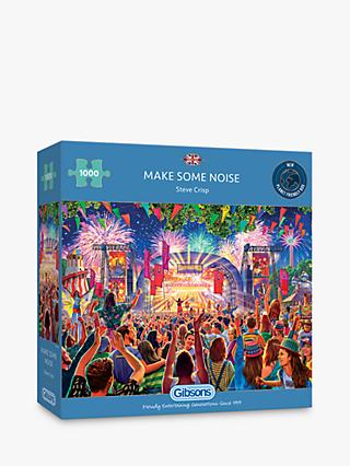 Gibsons Make Some Noise Jigsaw Puzzle, 1000 Pieces