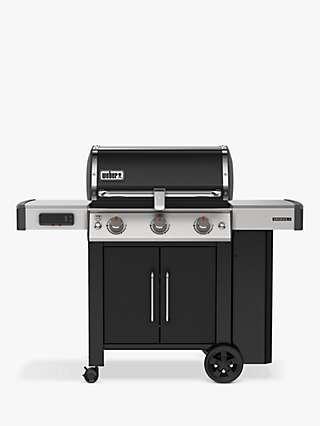 Weber Genesis II EX-315 GBS Smart Grilling 3-Burner Gas BBQ