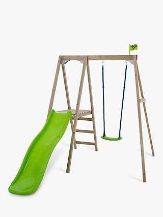 TP Toys Forest Multiplay Swing and Slide Set