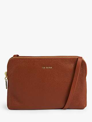 Ted Baker Ciarraa Leather Cross Body Bag