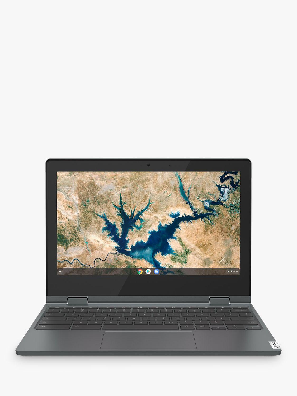 Lenovo Flex 3i Chromebook Laptop, Intel Celeron Processor, 4GB RAM, 64GB eMMC, 11.6 HD, Abyss Blue