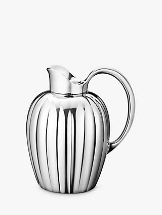 Georg Jensen Bernadotte Pitcher, 1.6L