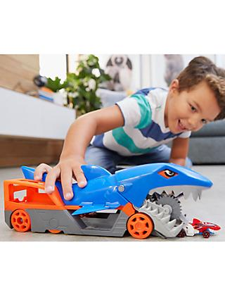 Hot Wheels City Shark Chomp Transport
