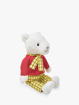 Rupert Bear Plush Soft Toy
