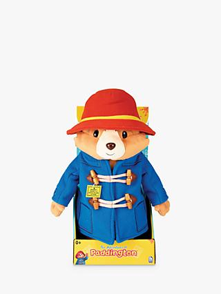 Paddington Bear Deluxe Plush Soft Toy