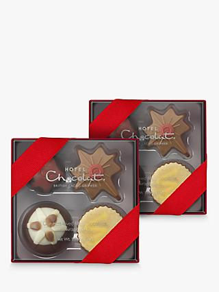 Hotel Chocolat Christmas Mini Selection, 2x 50g