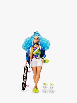 Barbie Extra Skateboard Doll