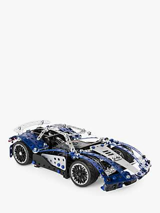 Erector by Meccano SuperCar 25-in-1 Building Kit