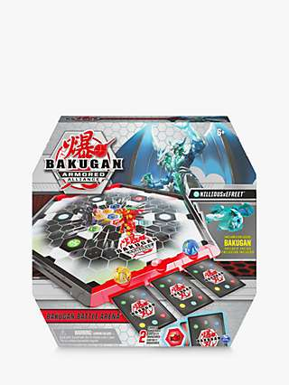 Bakugan Armoured Alliance Battle Arena