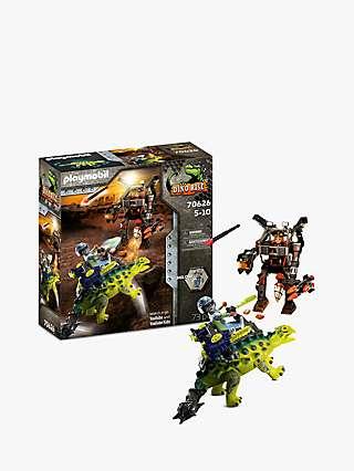 Playmobil Dino Rise 70626 Saichania: Invasion of the Robot