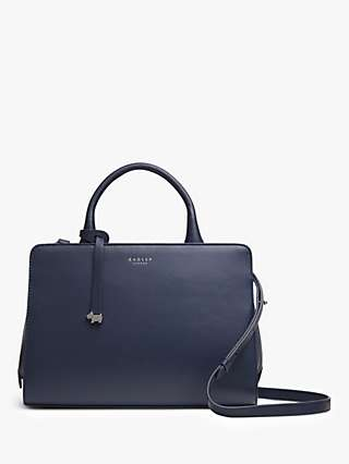 Radley Saffron Hill Medium Leather Multiway Bag