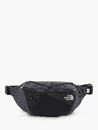 The North Face Lumbnical Small Bum Bag, Asphalt Grey/TNF Black