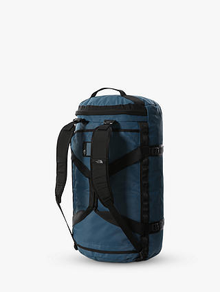 Buy The North Face Base Camp Duffle Bag, Large, Monterey Blue/TNF Black Online at johnlewis.com
