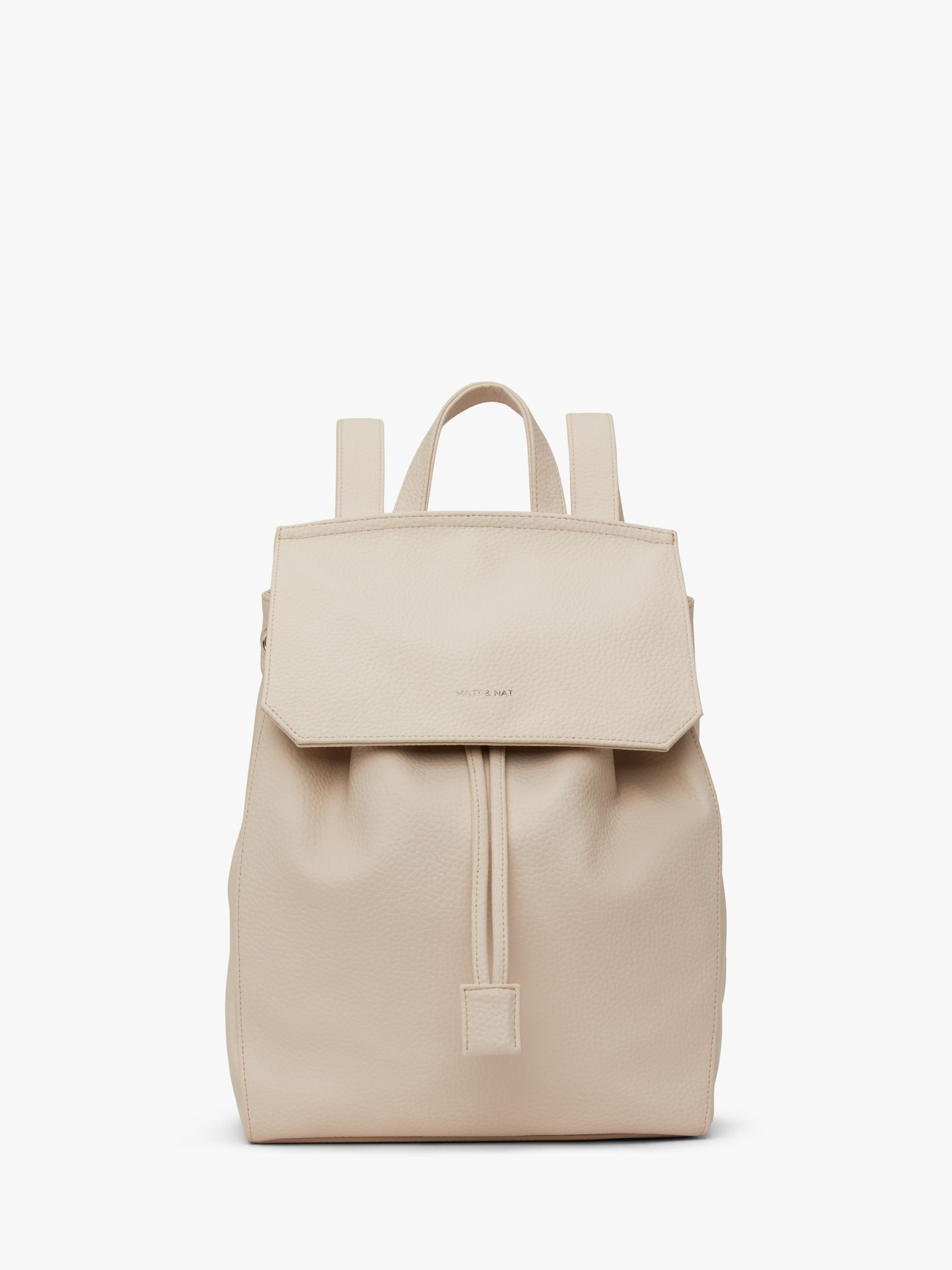 Matt & Nat Recycled Purity Collection Mumbai Vegan Backpack