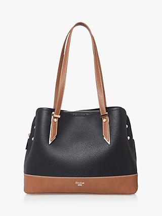 Dune Dalancie Large Colour Block Tote Bag