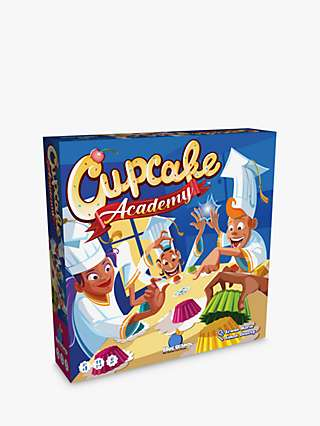 Cupcake Academy Board Game