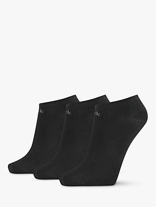 Calvin Klein Chloe Liner Socks, Pack of 3