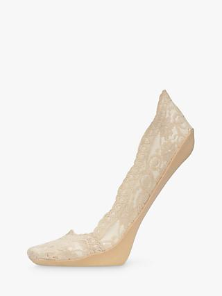 Calvin Klein No Show Lace Socks, Pack of 1