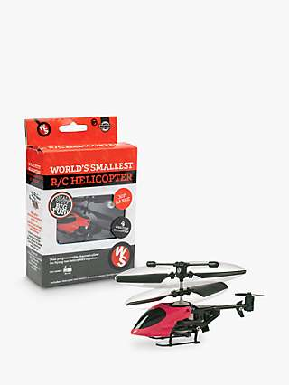 Funtime World's Smallest Remote Control Helicopter