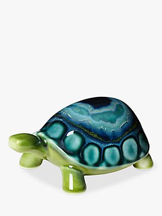 Poole Pottery Maya Turtle Ornament