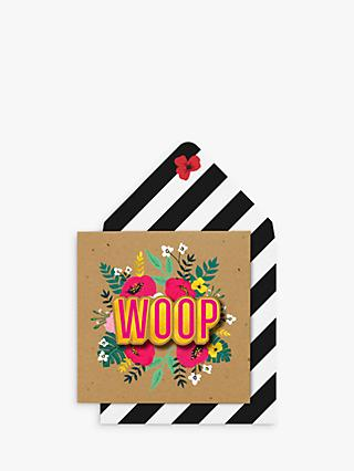 Tache Crafts Woop Congratulations Card