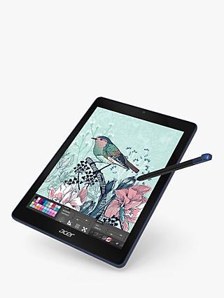 Acer Chromebook Tab 10 Tablet with Wacom Stylus Pen, Cortex A72, 4GB RAM, 32GB eMMC, 9.7 QXGA Touch Screen, Indigo Blue