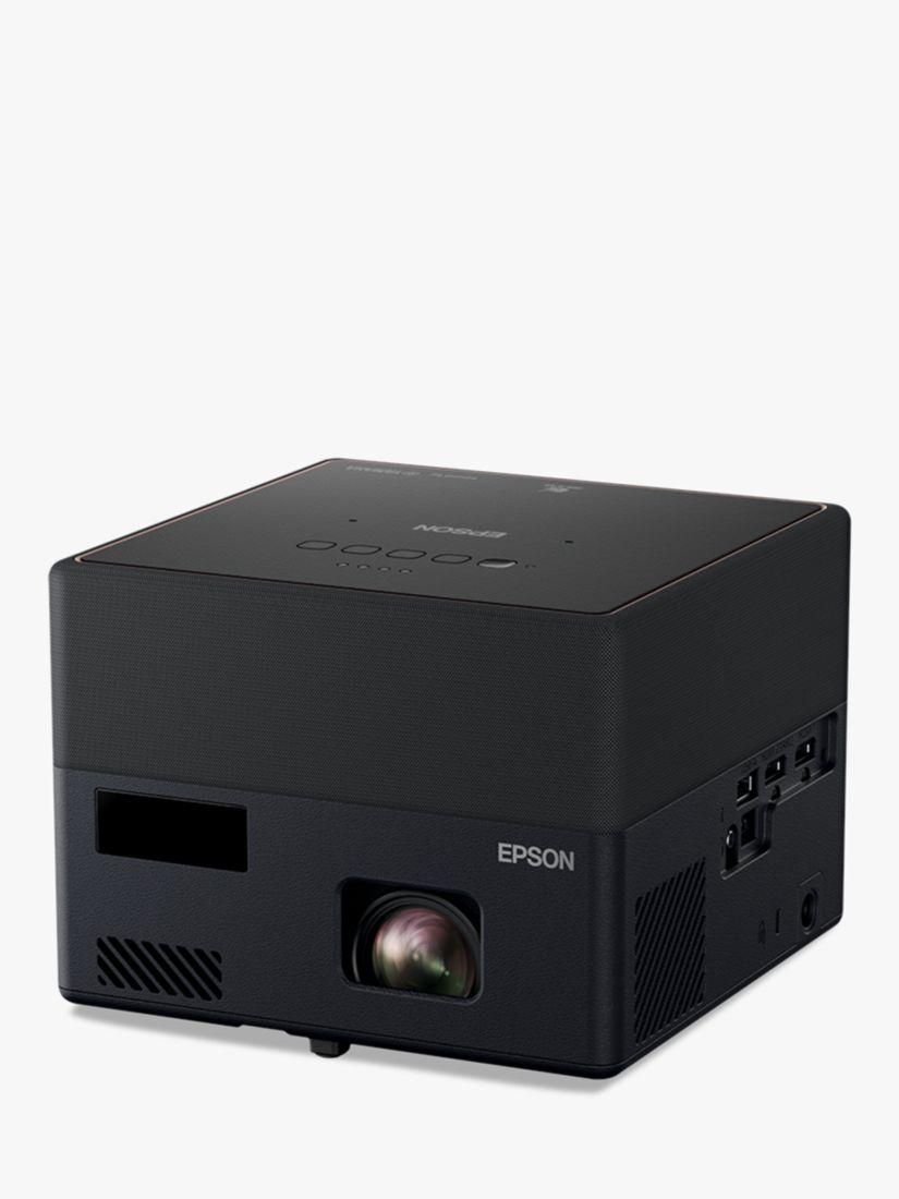 Epson EF-12 Full HD Smart Mini Laser Projector, 1000 Lumens
