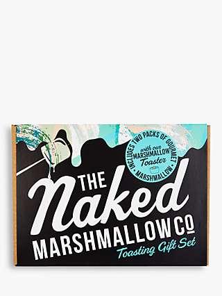 The Naked Marshmallow Co Toasting Gift Set, 412g