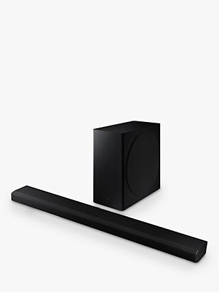 Samsung HW-Q800A Bluetooth Wi-Fi Cinematic Sound Bar with Dolby Atmos, DTS:X & Wireless Subwoofer