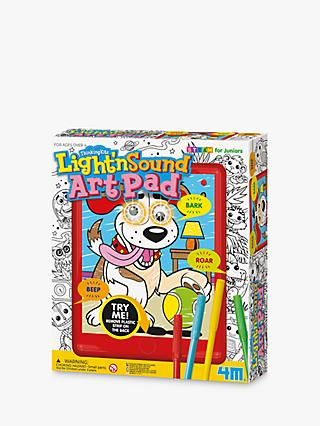 Great Gizmos Thinking Kits Lights'n'Sound Art Pad