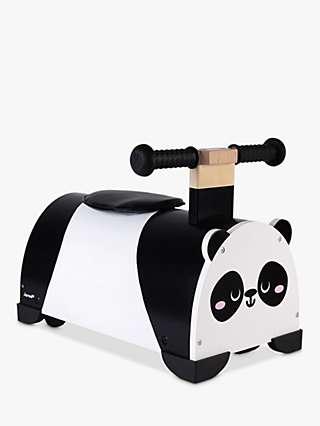 Janod Wooden Ride-on Panda