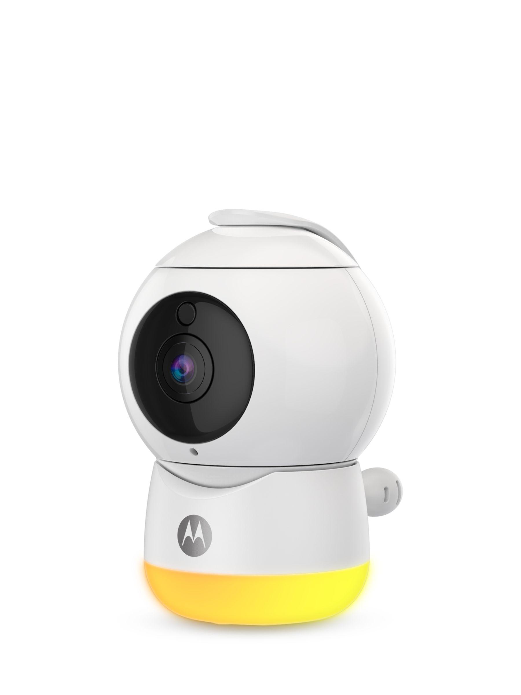 Motorola Lux85 Connect Crib Mount Video Baby Monitor