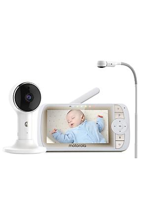Motorola Lux85 Connect Crib Mount Video Baby Monitor