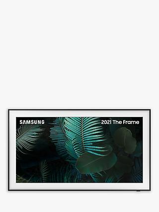 Samsung The Frame (2021) QLED Art Mode TV with Slim Fit Wall Mount, 65 inch