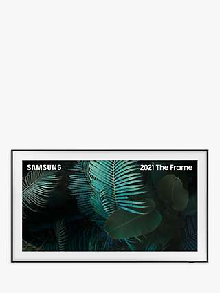 Samsung The Frame (2021) QLED Art Mode TV with Slim Fit Wall Mount, 43 inch