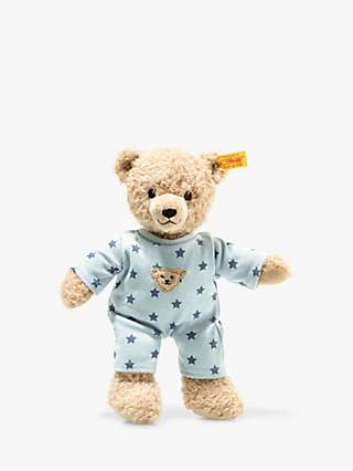 Steiff Teddy & Me Teddy Bear Baby Boy Pyjama Plush Soft Toy