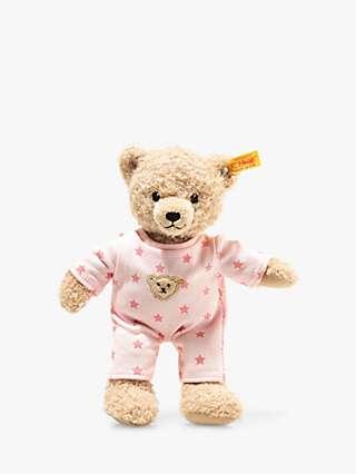 Steiff Teddy & Me Teddy Bear Baby Girl Pyjama Plush Soft Toy