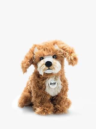 Steiff Curlie Cockapoo Plush Soft Toy