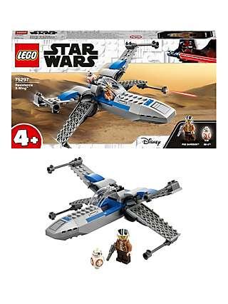"""LEGO Star Wars 75297 Resistance X-Wingâ""""¢"""