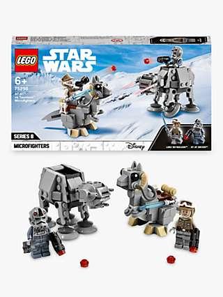 "LEGO Star Wars 75298 AT-ATâ""¢ vs. Tauntaunâ""¢ Microfighters"
