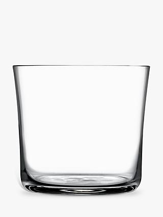 Nude Savage Lowball Glass Tumbler, Set of 4, 295ml, Clear
