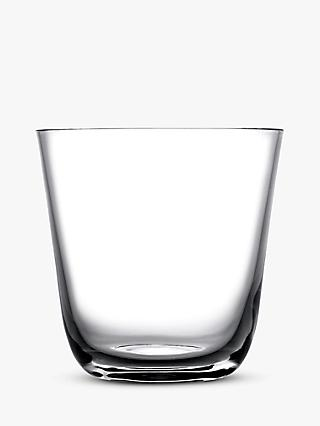 Nude Savage Water Glass Tumbler, Set of 4, 260ml, Clear