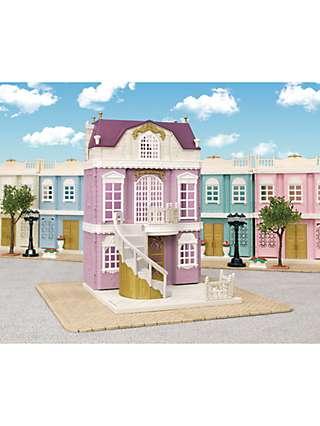 Sylvanian Families Elegant Town Manor Doll House