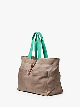 Ally Capellino Tim Hemp Tote Bag