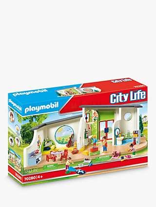 Playmobil City Life 70280 Rainbow Daycare