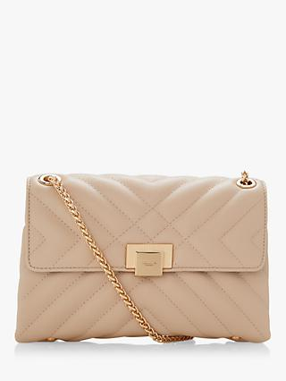 Dune Dorchester Quilted Shoulder Bag