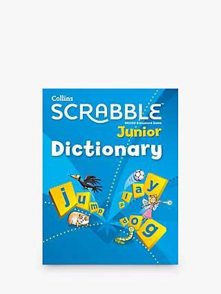 Junior Scrabble Board Game